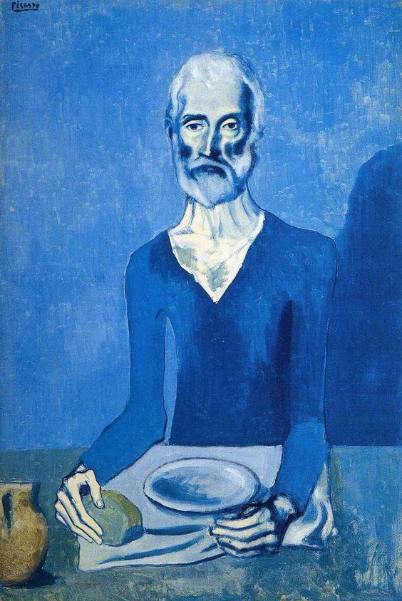Picasso Ascet